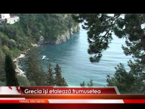 Grecia isi etaleaza frumusetea