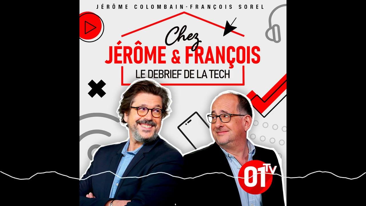 Vivatech, vote électronique et saucisse végétale (Chez Jérôme et François #25 - juin 21)