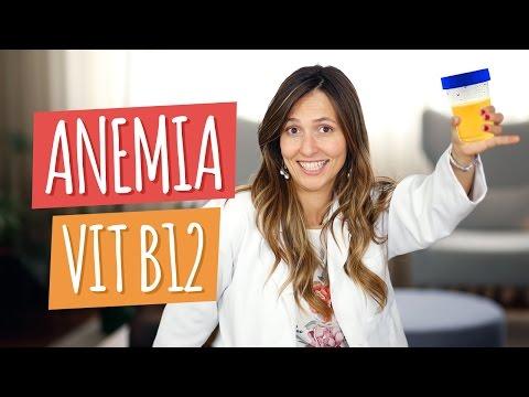 Imagem ilustrativa do vídeo: ANEMIA VITAMINA B12 | Alimentação para Curar