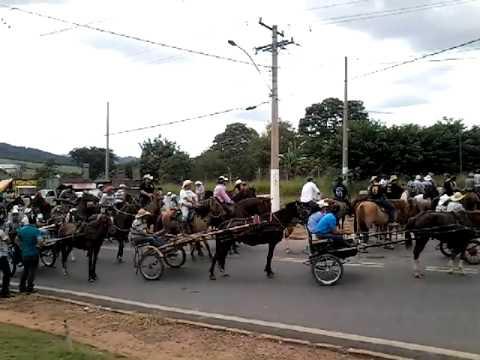 Cavalhada em Bragança Paulista PDM 2015