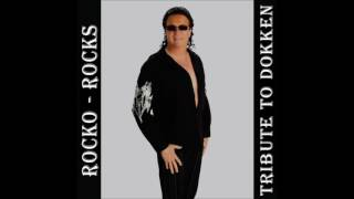 Tribute to Dokken (Standing On The Outside) Drums/Vocal cover by Rocko-Rocks