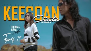 Download lagu Thomas Arya Feat Fany Zee Keegoan Cinta Mp3