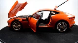 AUTOart Jaguar F-Type R Coupe