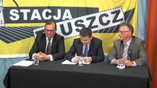 preview picture of video 'I Debata wyborcza – 2.10.2014 r.'