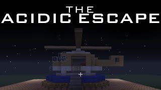 "Minecraft: Xbox 360 Edition - ""The AciDic Escape"" W/ 6BroMedia (Custom Escape Map)"