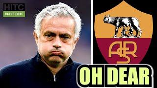 Jose Mourinho alla Roma: QUESTO È RIDICOLO