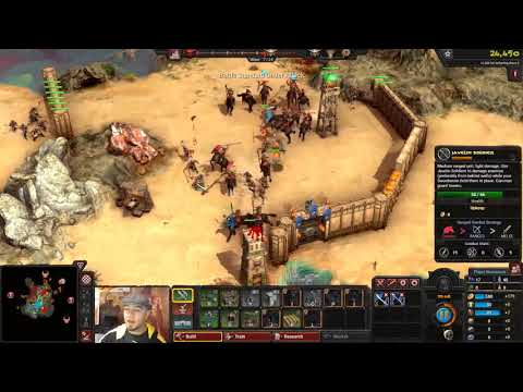 20 minutes of Conan Unconquered co-op gameplay