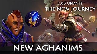 New Aghanims — Dota 7.00