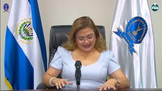 Procuradora Raquel Caballero presenta Plataforma Básica de DD HH A fórmulas presidenciales