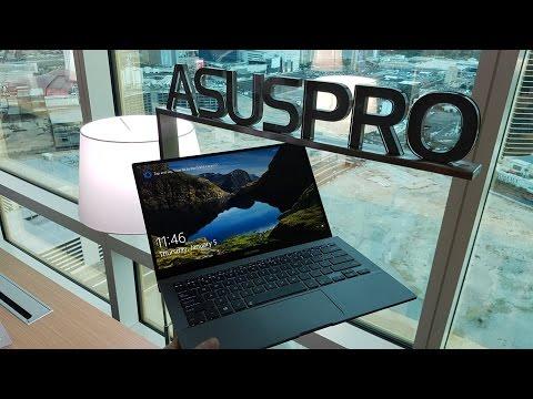 AsusPro - Das leichteste 14 Zoll Notebook