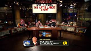 The Artie Lange Show - Don Cherry - On The Phone