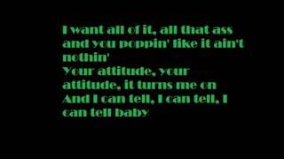 Chris Brown   I Can Tell LYRICS