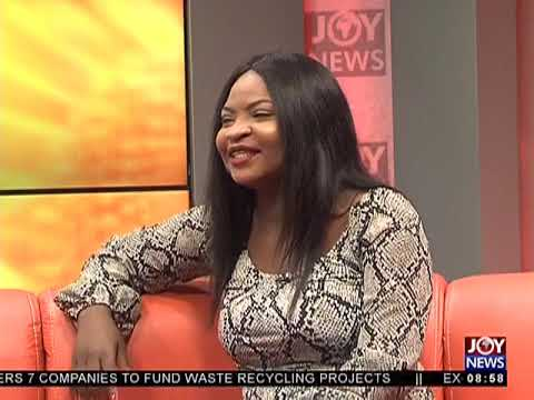 Ghana Job Bank Initiative - AM Showbiz on JoyNews (9-5-18)