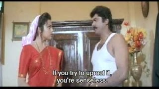 Sarath Kumar Meena   Tamil Movie Super Scenie New Tamil Movies Coolie Tamil Movie