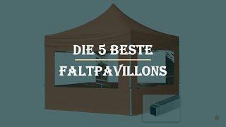 Die 5 Beste Faltpavillons im Test 2021