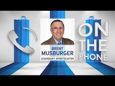 VSiN's Brent Musburger Talks Raiders, Saints, 'Bama & More w/Rich Eisen | Full Interview | 12/21/18