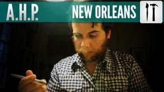 Michael Pajon - American Hipster Presents #17 (New Orleans - Art)