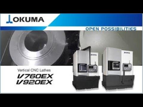 Okuma V760EX / V920EX