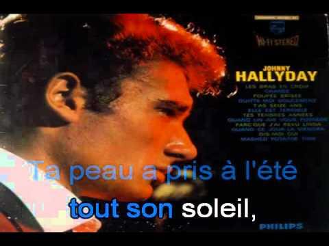 Johnny Hallyday_T'as qu'seize ans (Johnny Burnette_You're sixteen)(V1)(1963)