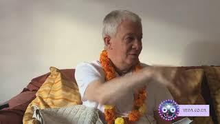 Чайтанья Чандра Чаран дас - ШБ 1.19.25 Сумасшедшие люди