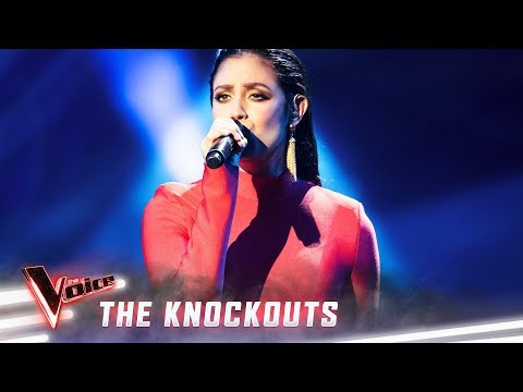 The Knockouts: Rebecca Selley sings 'Sweet Child O' Mine' | The Voice Australia 2019