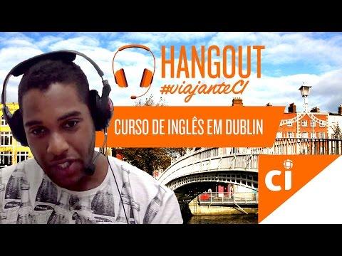 #ViajanteCI | Inglês em Dublin