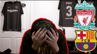 BARCELONA FAN REACTS To Liverpool Vs Barcelona 4-0 UCL 2019 (LIVE Reaccion)