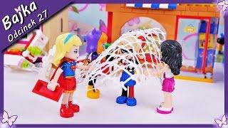 Atak Na Superbohaterki Bajka Po Polsku Z Klockami Lego Friends