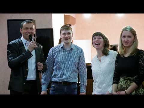 Ведущий Александр Григорьев и живая музыка на свадьбу корпоратив, новогодний вечер