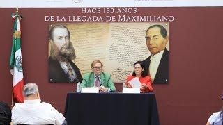 Conferencia magistral: Prim en México. Contra el imperio de Maximiliano y por la república de Juárez