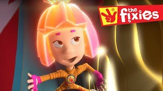 The Fixies ★ THE ZIPPER | MORE Full Episodes ★ Fixies English | Cartoon For Kids