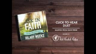 Ask In Faith   Written By Hilary Weeks   2017 LDS Mutual Theme Song