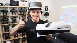 Der PlayStation Camera-Adapter ist da! Einrichtung der PSVR + Zubehör auf der Playstation 5