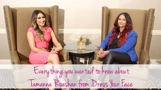 Get to know Tamanna Roashan from Dress your Face
