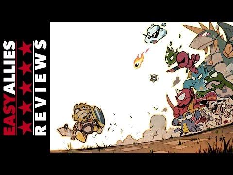 Wonder Boy: The Dragon's Trap - Easy Allies Review - YouTube video thumbnail