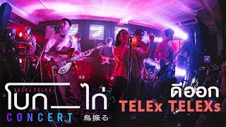 TELEx TELEXs - ดีออก (Dok) (Live at TELEx TELEXs โบก-ไก่ Concert)