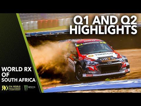 【WRX 予選1&予選2ハイライト動画】WRX 2019 第10戦南アフリカRX 予選1&予選2