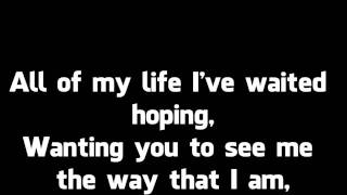 3 Doors Down - Back To Me (Lyrics)