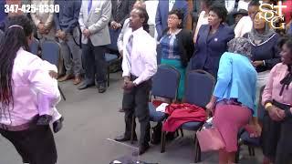 Salvation Church Of God  8:00 AM Sunday Worship Service 982019  Past. Malory Laurent