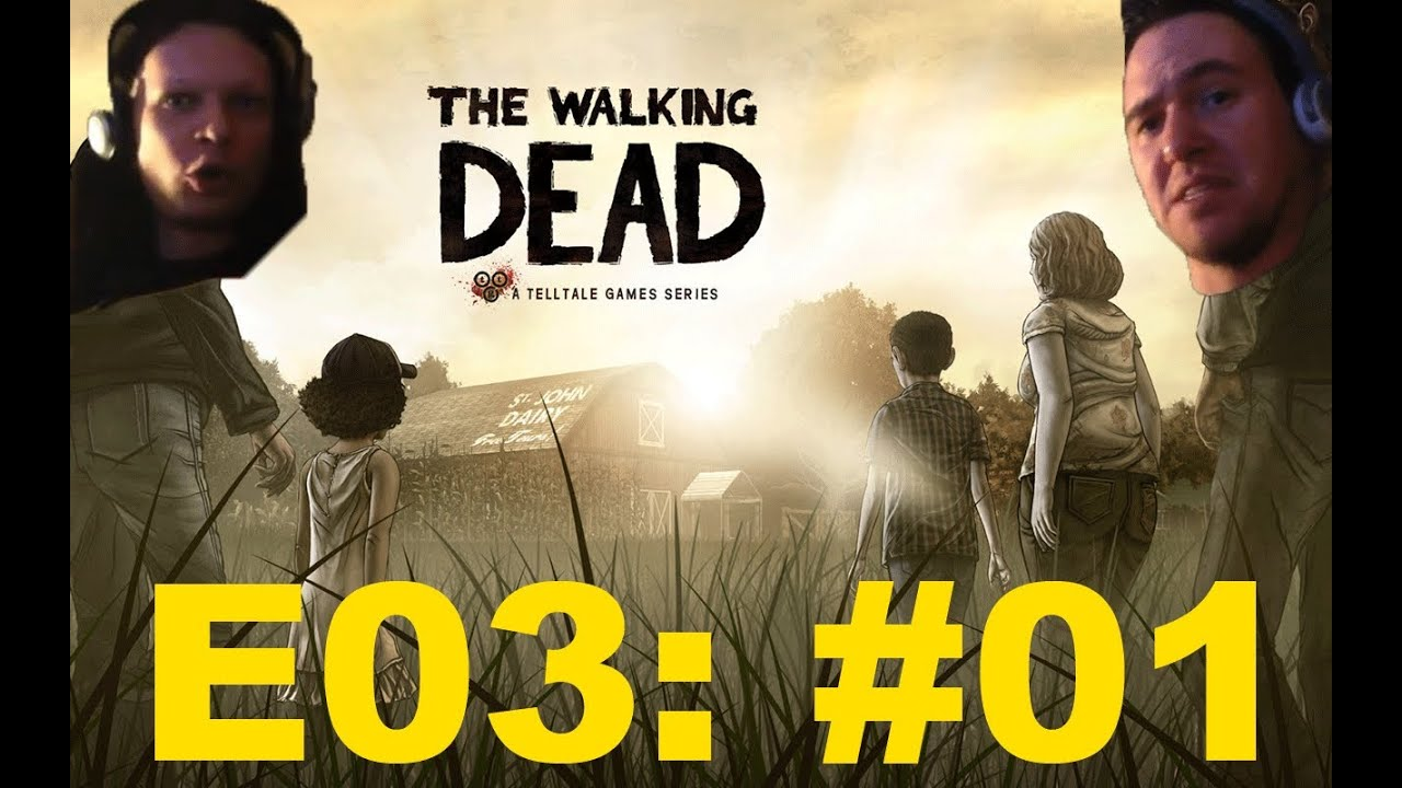 Spiele-Ma-Mo: The Walking Dead – Episode 3 (Part 1)