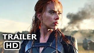 BLACK WIDOW Tráiler Español Latino SUBTITULADO (Scarlett Johansson, 2020)
