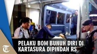 Terduga Pelaku Bom Bunuh Diri Dipindahkan ke RS Bhayangkara Semarang dengan Pengawalan Ketat