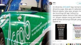 Pengemudi Cium Penumpang dan Paksa Beri 5 Bintang, Grab Tanggapi saat Dikritik Ngawur Rekrut Driver