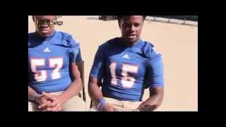 BOLLES BULLDOGS MEDIA DAY 2015