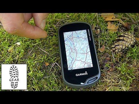 """GPS-Gerät """"Oregon 650"""" von Garmin"""