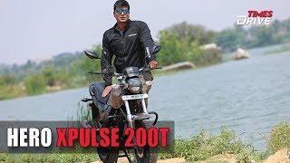 Hero Xpulse 200T | First Ride | The Kranti Sambhav Review