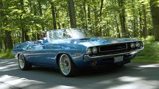Kids restore dad's 1970 Dodge Challenger R/T in memory of late mother   Classic of the Year
