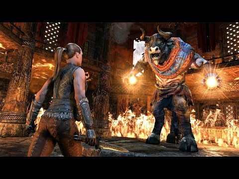 The Elder Scrolls Online: Horns of the Reach – Official Trailer thumbnail