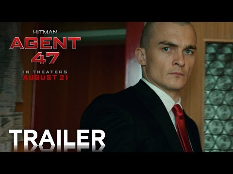 Hitman: Agent 47 Movie Trailer