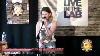 Broods - Four Walls - RadioBDC Live in the Lab concert